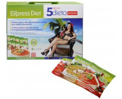 Express Diet 5 dňová proteínová diéta recenzia