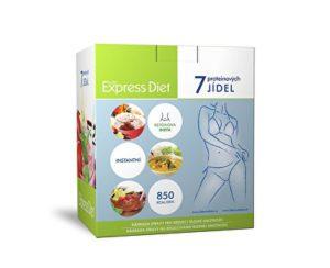 Express Diet 7 proteínových jedál