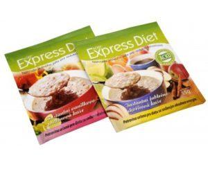 Express Diet instantné kaše