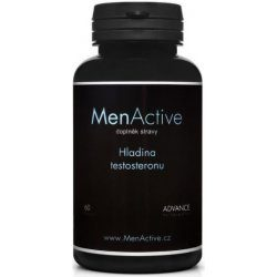 MenActive hladina testosterónu recenzia