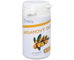 Arganový olej 60 kapsúl Vieste
