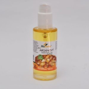 Arganový olej s pumpou Oleador Biopurus