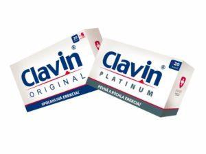 Clavin Original a Clavin Platinum - recenzia na imunita.online