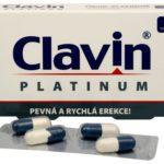 Clavin Platinum 8 kapsúl