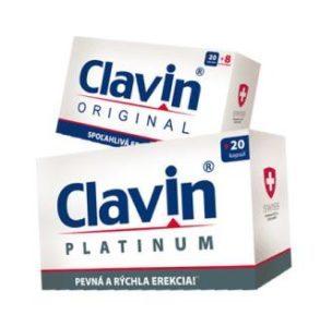 Clavin Platinum Clavin Original recenzia