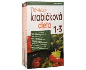 Domáca krabičková diéta knihy box 1-3 diel