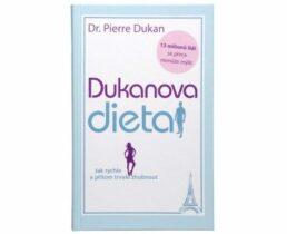 Kniha Dukanova diéta