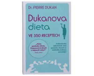 Kniha Dukanova diéta v 350 receptoch
