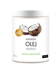 Kokosový olej Advance recenzia