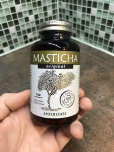 Masticha Original recenzia