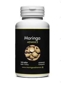 Moringa Advance recenzia