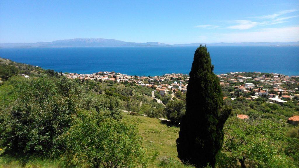 Ostrov Chios - domov pravej chioskej mastichy