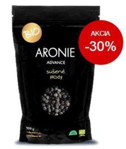 Arónia Advance sušené plody recenzia
