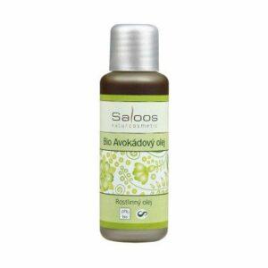 Avokádový olej Saloos 50ml