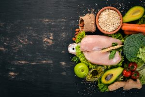 B vitamín v potravinách