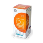 Vitamín D3 5600 I.U.