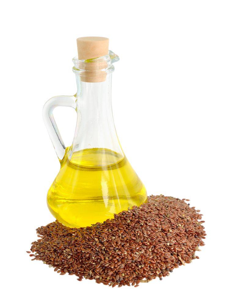 Semiačka ľanového oleja