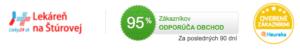 lieky24 - eshop, hodnotenie