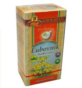 Čaj z ľubovníka bodkovaného