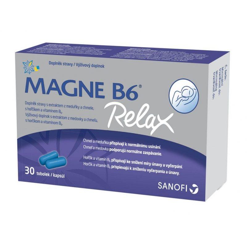 Balenie Magne B6 Relax
