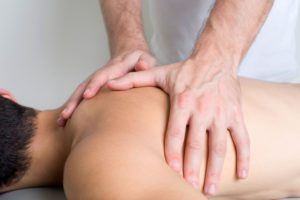 Ľubovníkový olej a masáž