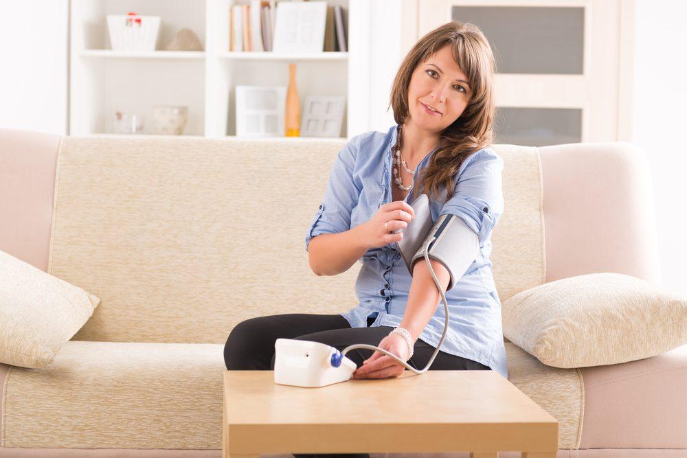 Meranie krvného tlaku doma