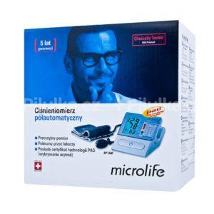 Microlife BP A80 poloautomatický tlakomer recenzia