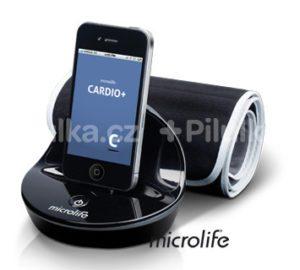 Microlife Cardio+ tlakomer recenzia