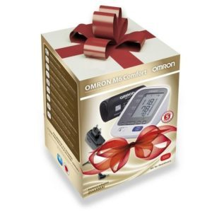 Omron M6 Comfort + adaptér - darčekové balenie