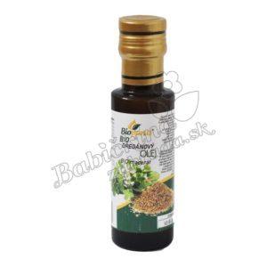 Oregánový olej BIO Biopurus
