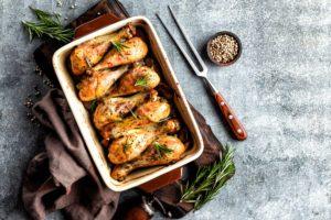 Recept na kura so sezamovým olejom