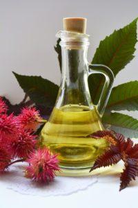 Olej z ricínovníkových plodov