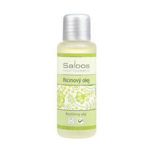 Ricínový olej Saloos 50 ml