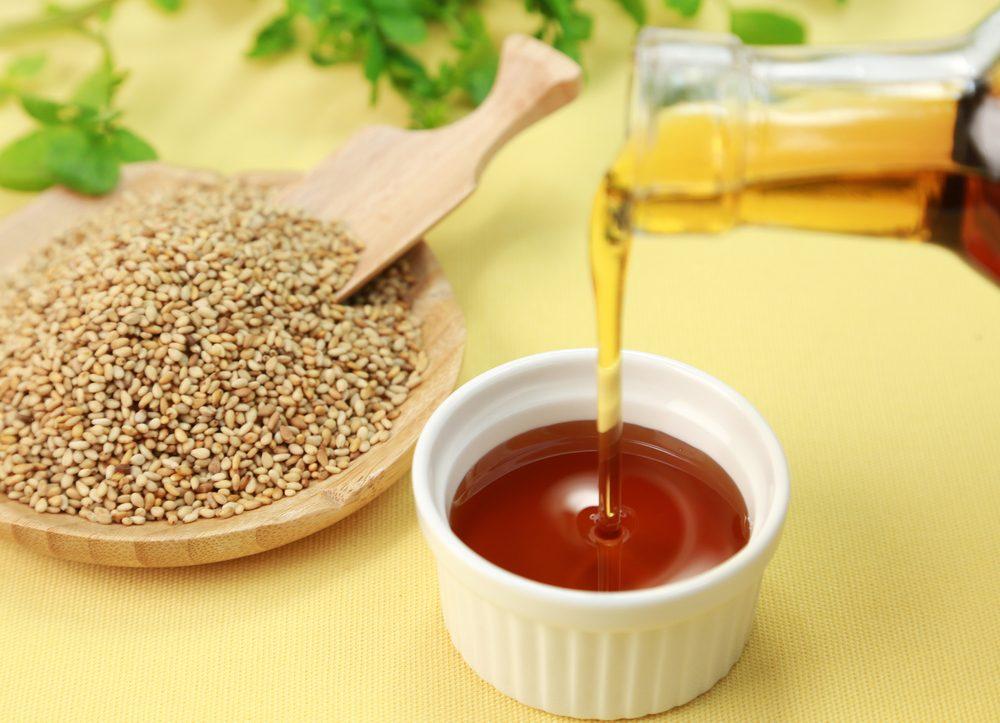 Sézamový olej liečivé účinky