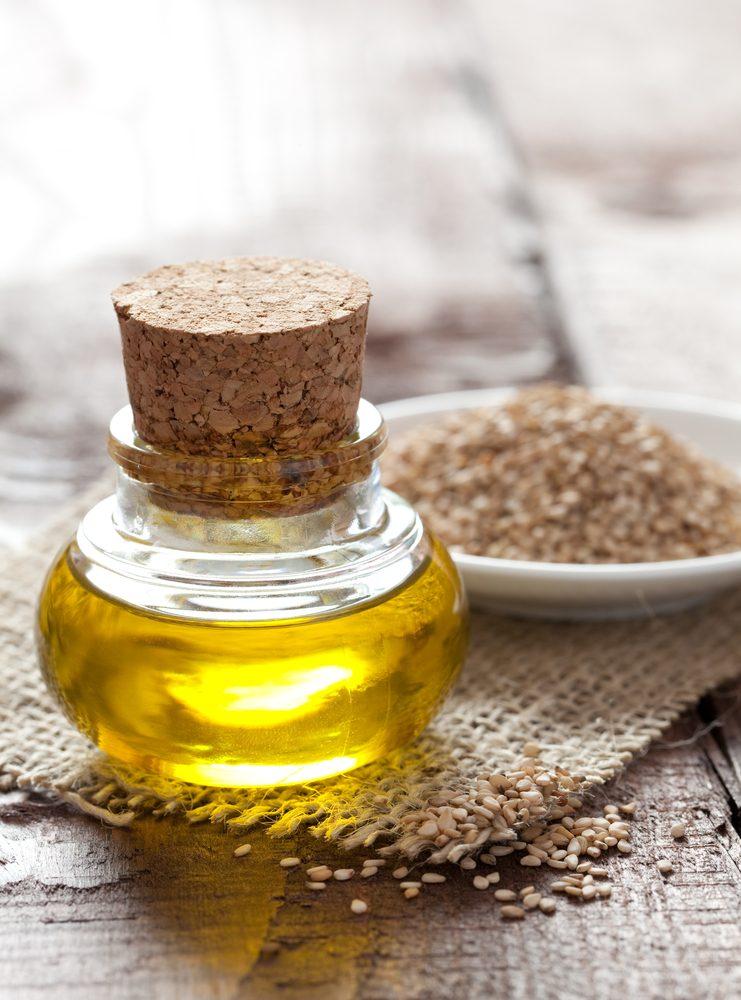 Recept so sezamovým olejom
