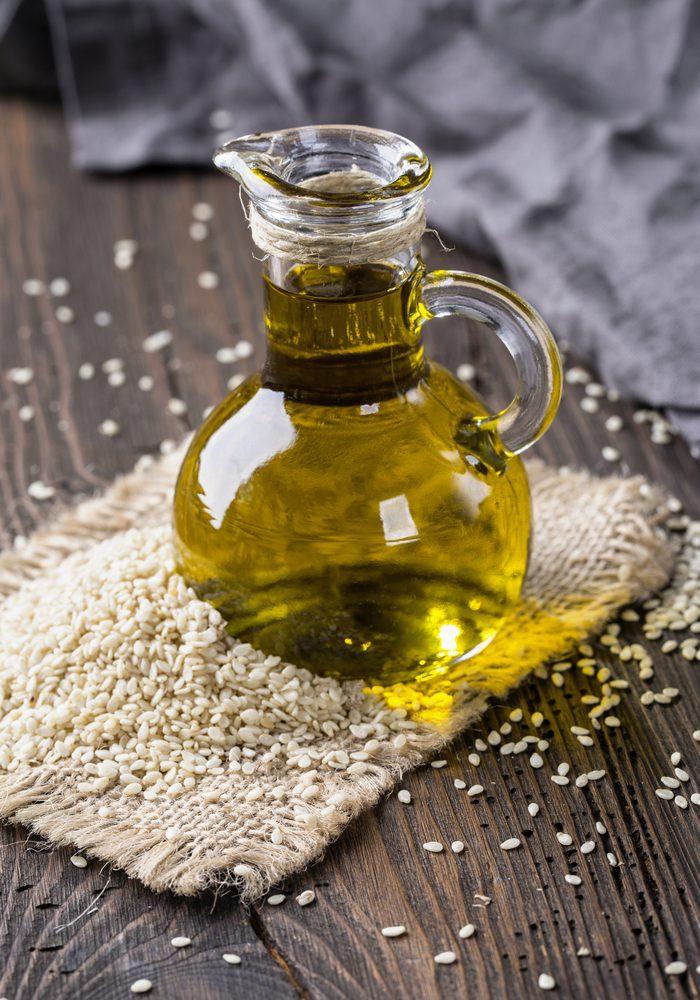 Účinky sézamového oleja