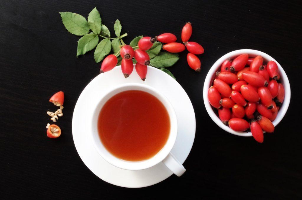 Šípkový čaj recenzia