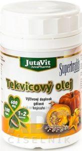 Tekvicový olej JutaVit kapsule