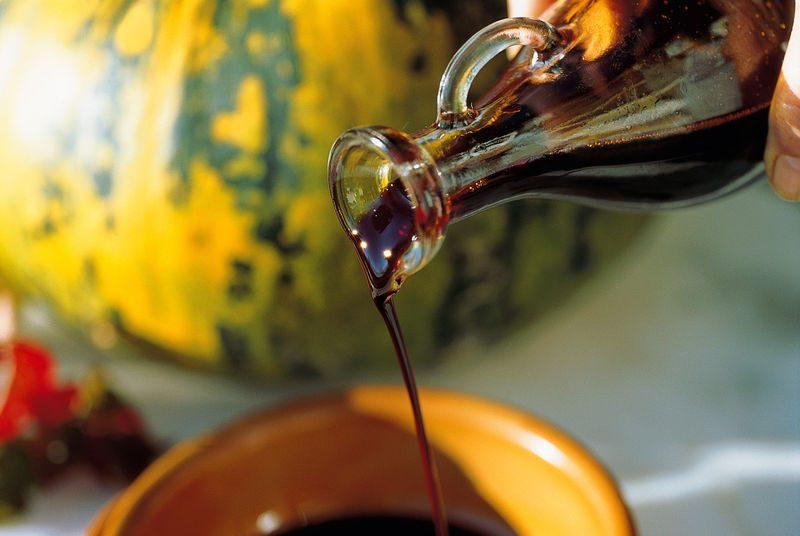Tekvicový olej