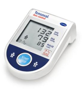 Tlakomer Tensoval Duo Control II digitálny automatický