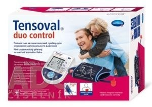 Tlakomer Tensoval Duo Control ll recenzia výrobku