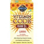 Vitamín D3 RAW 2000IU