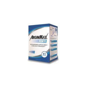 ArginMax Forte pre mužov 45 kapsúl recenzia