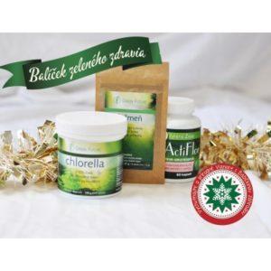 Darček zelený balíček pre zdravie
