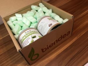 Blendea - balenie