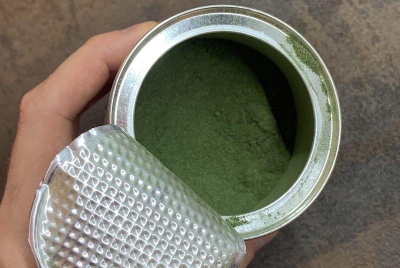 Blendea - zelený prášok
