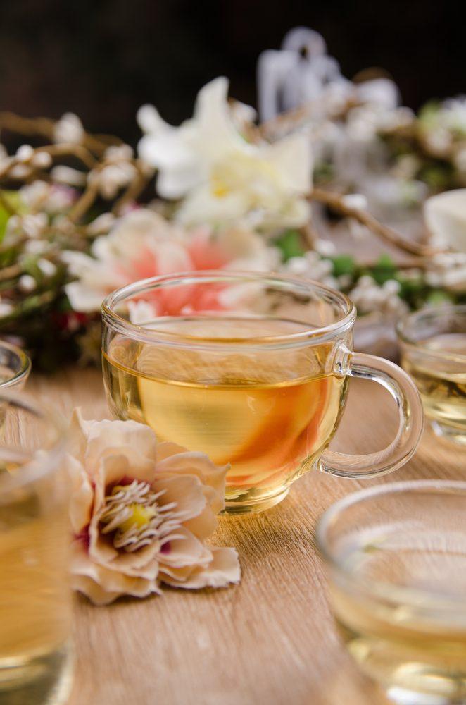 Čaje na chudnutie