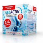 GelActiv 3-Collagen Forte Darčeková edícia 60+60 kapsúl zadarmo