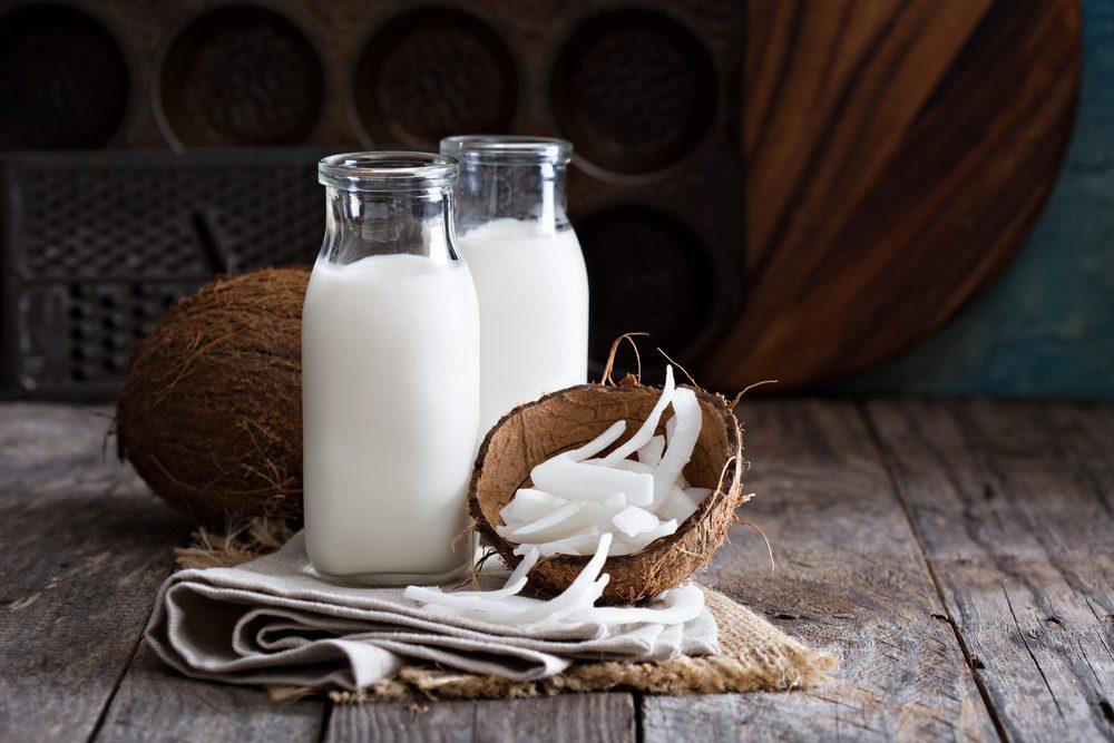 Kokosové mlieko z kokosového orecha