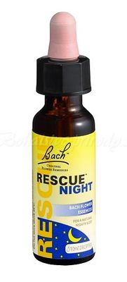 Krízová esencia pre dobrý spánok - bachove kvapky 10 ml